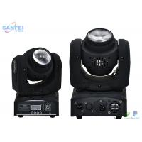 Best Double Face 4X10W 4in1 Mini Moving Head Stage Light Spot Light Wash Light wholesale