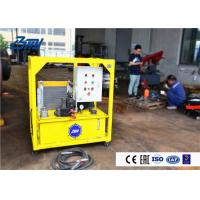 Best ISO CE Proved Portable Hydraulic Pump Unit With Anti Explosion Electric Motor wholesale