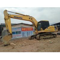 Best Japanese Used Komatsu Excavator PC200-7 Year 2007 6395 Hours High Performance wholesale