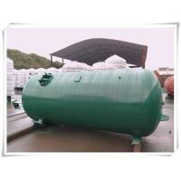 Best Industrial Compressed Oxygen Air Storage Tanks , Liquid Oxygen Portable Tanks With Bracket wholesale