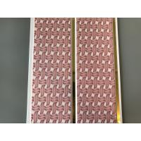 Best Pink Color water resistant bathroom wall panels Polyvinyl Chloride Material wholesale