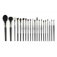 Best Natural Hair Beauty Professional Brush Set 100% Cruelty Free With Wood Handle wholesale