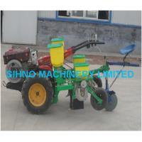 Cheap Corn seeder working with walking tractor, 2 rows for sale