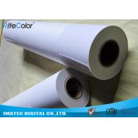 Best Outdoor 5760 DPI Inkjet Printing Photo Paper Matte Finish Continuous Loading wholesale