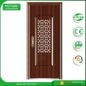 Best different steel gate designs new building construction materials entry design steel safety door wholesale
