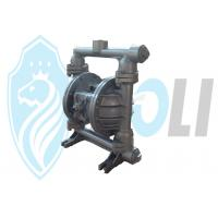 China Pneumatic Driven Double Diaphragm Pump , OEM Air Powered Diaphragm Pump on sale