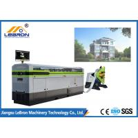 Best Prefabricated House Roll Forming Machine White Color Light Gauge Steel Framing Machines wholesale