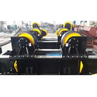 Quality Hydrulic Fit Up Welding Pipe Stand Roller 60T  For Automatic Circle Seam Welding wholesale
