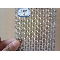 Best High Strength Flat Wire Mesh Specializing In Production / Metal Wall wholesale