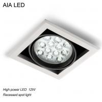 Best Modern style LED aluminum 12W COB LED down light for ceiling wholesale