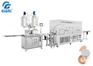 Best 5 Nozzles Linear 0.8MPa 360pcs/H Piston Filling Machine wholesale
