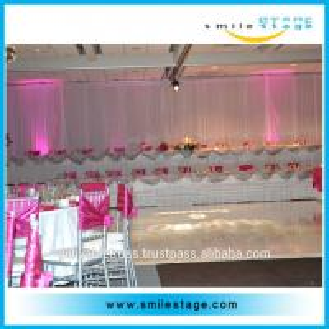 Quality wholesale hot sale wedding backdrop adjustable uprights crossbars wholesale
