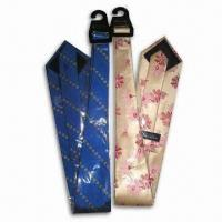 Best Neckties, Made of 100% Silk, Available in Various Designs, Measures 145 x 6 x 4cm wholesale