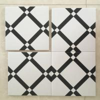 Buy cheap 20*20cm Decorative Ceramic glazed Tile 8.5mm Intdoor For Walls / Floor from wholesalers