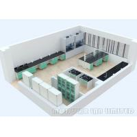 Best Bench Design Laboratory Furniture Systems With Flame Proof Variable Frequency Motor wholesale