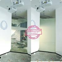 Best Intelligent glass, smart glass with low haze, high transparency  for door design wholesale