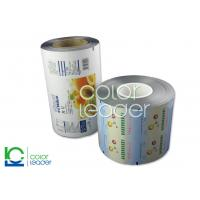 Best High Barrier Plastic Food Packaging Films Laminated For Automatic Packaging wholesale