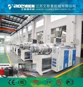 Best Automatic pvc plastic glazed tile machine wholesale
