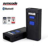 Best Small Case Wireless Bluetooth Barcode Scanner 512KB Memory Superior Performance wholesale