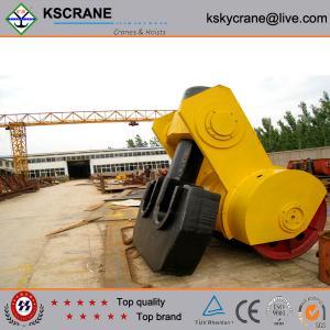 Best Best Selling 300ton Double Hook Crane Material wholesale