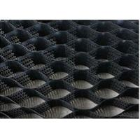 Cheap Black Color Hdpe Geocell Virgin Plastic Honeycomb Shape For Parking Lot for sale