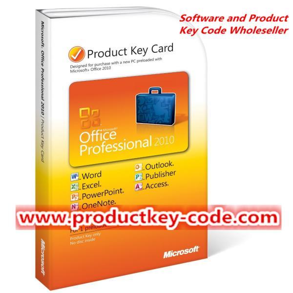 Microsoft office 2010 professional sale