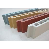Best Natural Color Terracotta Panels Facade Cladding Materials With Low Maintenance wholesale