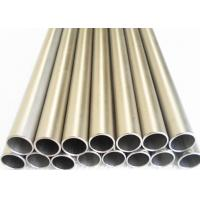 China Nickel Alloy 718 / Inconel 718 Seamless Alloy Pipe 20ft Length Round Shape on sale