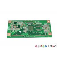 Best Blue Solder Mask Copper PCB Board , PCB Copper Sheet With ISO9001 Certification wholesale