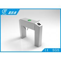 Best Factroy Indoor Half Height Vertical Tripod Turnstile React Quickly For Stadium wholesale