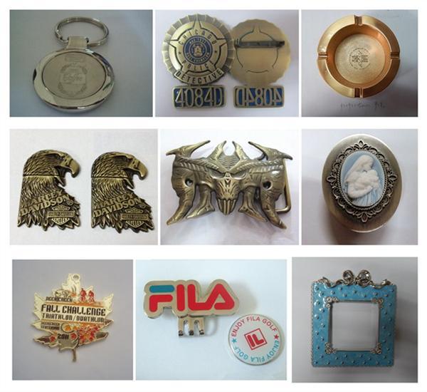 metal premium gift factory China