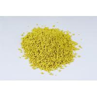 Yellow Min 35 Mesh Crumb Rubber Anti Vibration Fragmented Noise Reduction