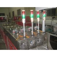 China Four Tube PVC Pipe Extrusion Machine , Electrical Conduit Pipe Production Line on sale