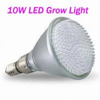 China Indoor 10W PAR38 AC85 - 265V Red 630nm Led Plant Growing Spot Lights Ce & RoHs approval on sale