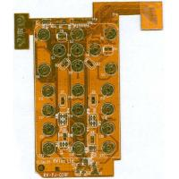 Best 1oz copper 0.15mm thickness 2 layer polyimide copper flexible pcb board for connector wholesale