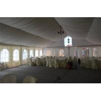 Cheap 10-60 Meter Width Multi Functional White Color Wedding Party Tents Marriage Tent With CE for sale