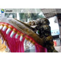 Best Dinosaur House 6D Cinema Movies Theater With JBL Sound System Equipment wholesale