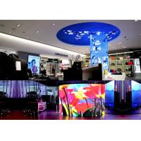 Best P6mm SMD Stage Background Curved LED Display P6mm Flexible LED Screen Video Wall wholesale