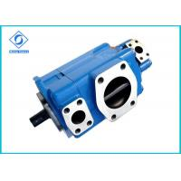 Best Eaton Vickers Rotary Hydraulic Vane Pump High Flow With ISO9001 Approval wholesale
