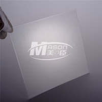 Best 5mm4x8ft LGP Light Guide Plate Use For Panel Lighting wholesale