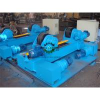 Quality Self Centering Pipe Welding Rollers  , Automatic Welding Machine For Tank Vessel Boiler Body wholesale