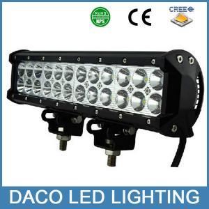 Best 4800LM 72W led light bar wholesale