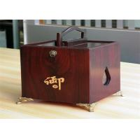 Best Girls lamination Tea / Exhibition / Jewelry Wood Boxes Packaging Rectangular Shaped wholesale