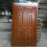 Best New design MDF Melamine mould skin door for interior design wholesale
