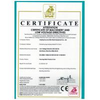 Anping Success Wire Mesh Equipment Co.,Ltd Certifications