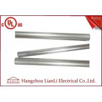 "Best 1/2"" EMT Conduit Hot Dip Galvanized 3.05 Meter Length UL Listed White Colore wholesale"