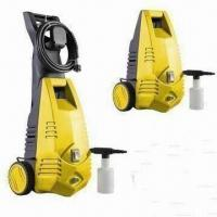 China High-pressure Washer with Carbon Brush Motor or Induction Motor, Several Pressure Can be Choose on sale