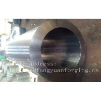 Best F316H S31609 Stainless Steel Forging Forged Cylinder  Seamless Pipe  Flange wholesale