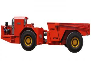Best fuk-20 underground dump truck with low price with Deutz engine used for gold mining with 20Ton capacity wholesale