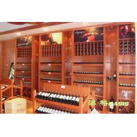 Best Wall mounted round wine rack wholesale